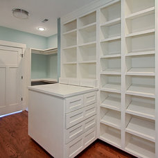 Traditional Closet by Tradition Homes
