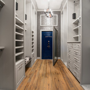 Master Closet with Walk in Safe