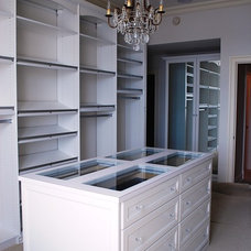 Traditional Closet by California Closets Maryland