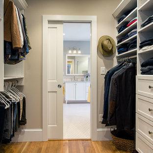 Ejemplo de armario vestidor clásico grande