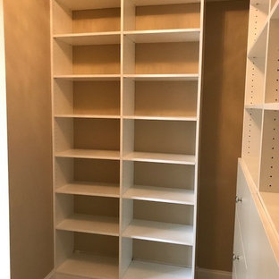 Master Walk-in Closet & Laundry Room Cabinets - Greer, SC