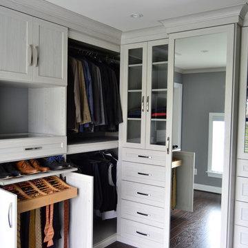 Master Walk in Closet, Dressing Room - Downingtown Pa 19335