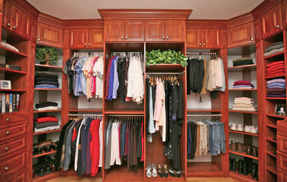 10 Ways to Improve your Closets in 2010