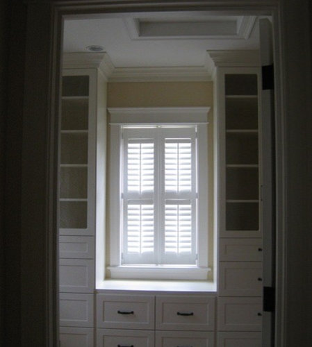 Windows In Master Closet Ideas Pictures Remodel And Decor