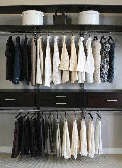 Modern Closet by freedomRail