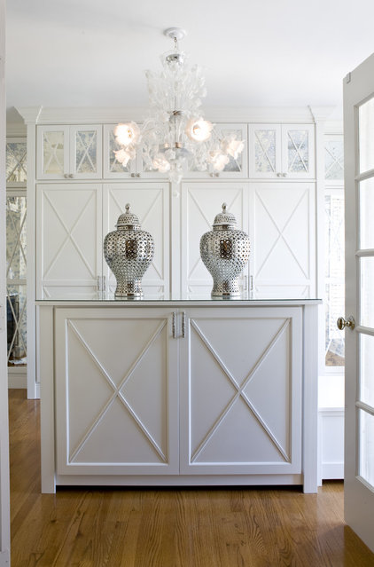 Contemporary Closet by 2 Ivy Lane