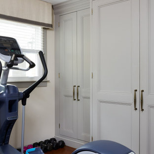 #mcleanrenovation - Walk In Closet and Exercise Room