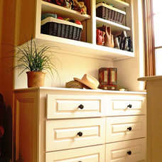 Traditional Closet by JOHN DANCEY Custom Designing/Remodeling/Building