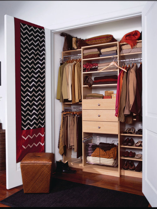Reach In Closets Home Design Ideas Pictures Remodel And