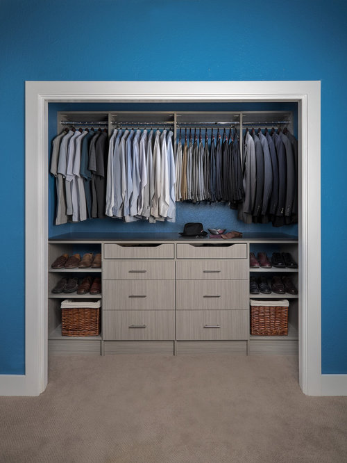 Reach In Closet Design Ideas coffman reach in Reach In Closet Organization