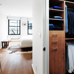modern closet by Alexander Butler | Design Services