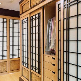 Closet - zen closet idea in Boston