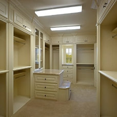 Traditional Closet by Michael Molthan Luxury Homes Interior Design Group