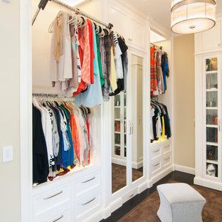 Mill Valley Traditional Master Closet