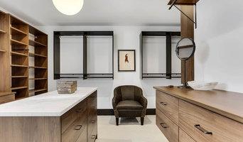 Minnetonka Custom Walk-in Closet Featured Project