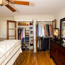 Craftsman Closet by Schroeder Design/Build, Inc.