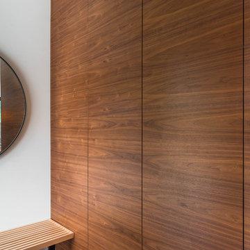 Modern Blend   Custom Home