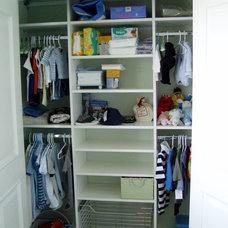 Modern Closet by California Closets -New York Metro Area