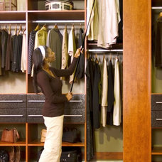Modern Closet by Closets to Go