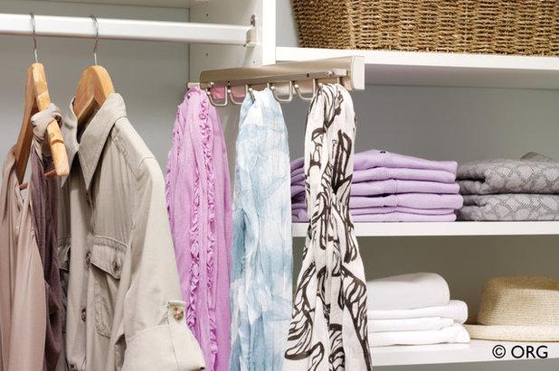 Модернизм Гардеробная Modern Closet