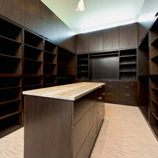 Modern Closet by CRFORMA DESIGN:BUILD