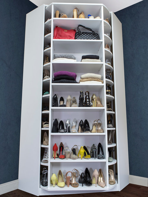 Spinning Shoe Rack Home Design Ideas Pictures Remodel And Decor