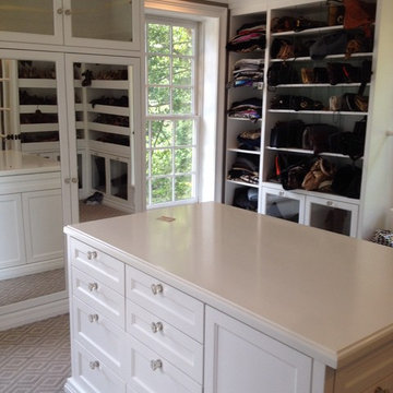 Modern Entertainment Centers and Built-ins