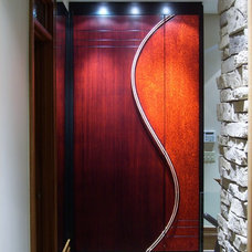 Contemporary Closet by Todd A. Clippinger-American Craftsman