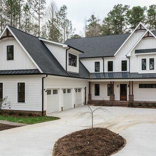 Modern Farmhouse Front Elevation