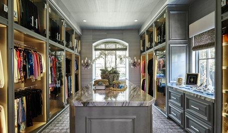 15 Dream Closets to Admire