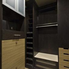 Modern Closet by Kay Wade, Closet Factory