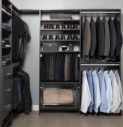 Moderno Armadio by Closets of Style