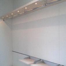 Contemporary Closet by Kevin Karst Design Inc.