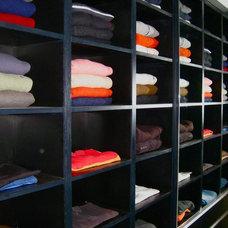 Contemporary Closet by Monde Group