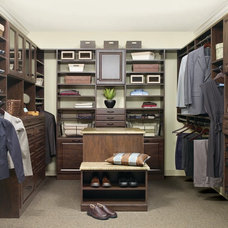 Traditional Closet by More Space Place Dallas/Fort Worth