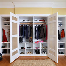 Eclectic Closet by Designing Solutions