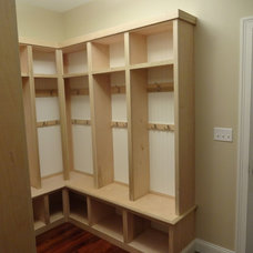 Traditional Closet by R. E. Price Cabinetry