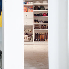 Traditional Closet by Cory Connor Designs