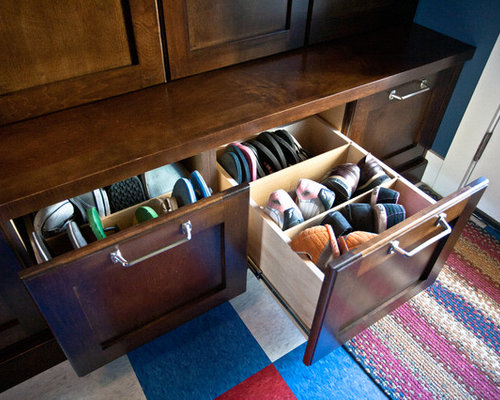 Shoe Storage Drawers Ideas, Pictures, Remodel and Decor
