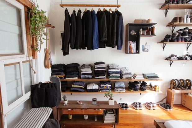 Eklektisk Opbevaring & garderobe by Nanette Wong