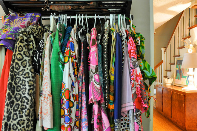 Eclectic Closet by CM Glover