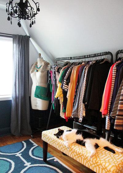 Midcentury Closet by Laura Garner