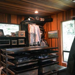 Stilmix Ankleidezimmer in Portland