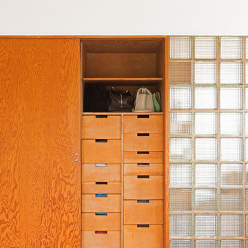 My Houzz: They're Right at Home in Their Schindler House