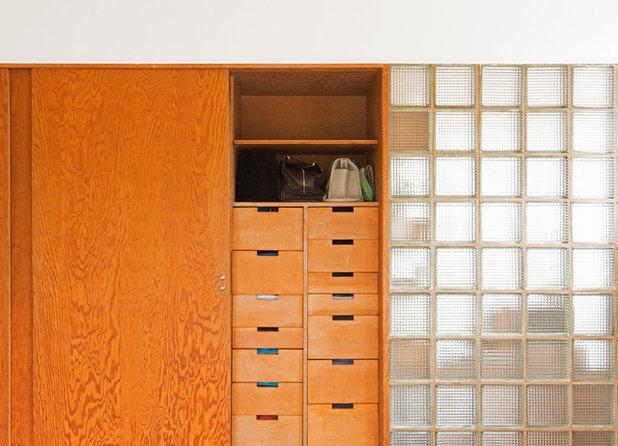 Midcentury Closet by Carolyn Reyes