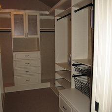 Traditional Closet by N | R Design Group -