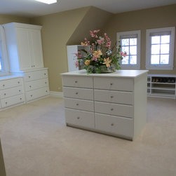 NancyL/Hinsdale - Cambridge Closets