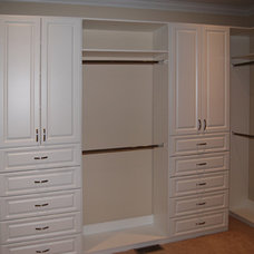 Traditional Closet by Napier Signature Homes & Renovations