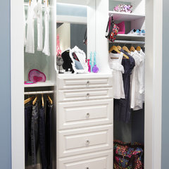traditional closet by Custom Closets & More...