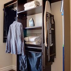Traditional Closet by Closet Creators